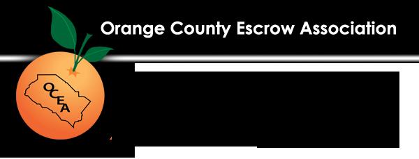 Orange County Escrow Association