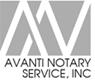 Avanti Notary Service